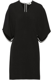 Fendi Silk-cady dress