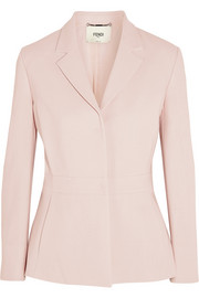 Fendi Stretch-wool blazer