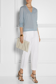 Fendi Cashmere and silk-blend sweater