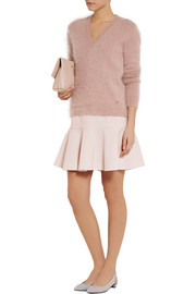 Fendi Stretch-wool mini skirt