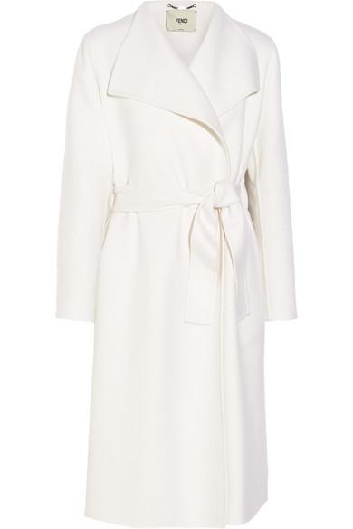 Fendi | Cashmere coat | NET-A-PORTER.COM