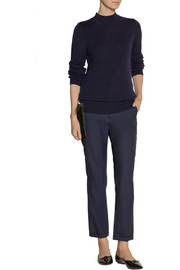 Marni Cropped wool-gabardine pants
