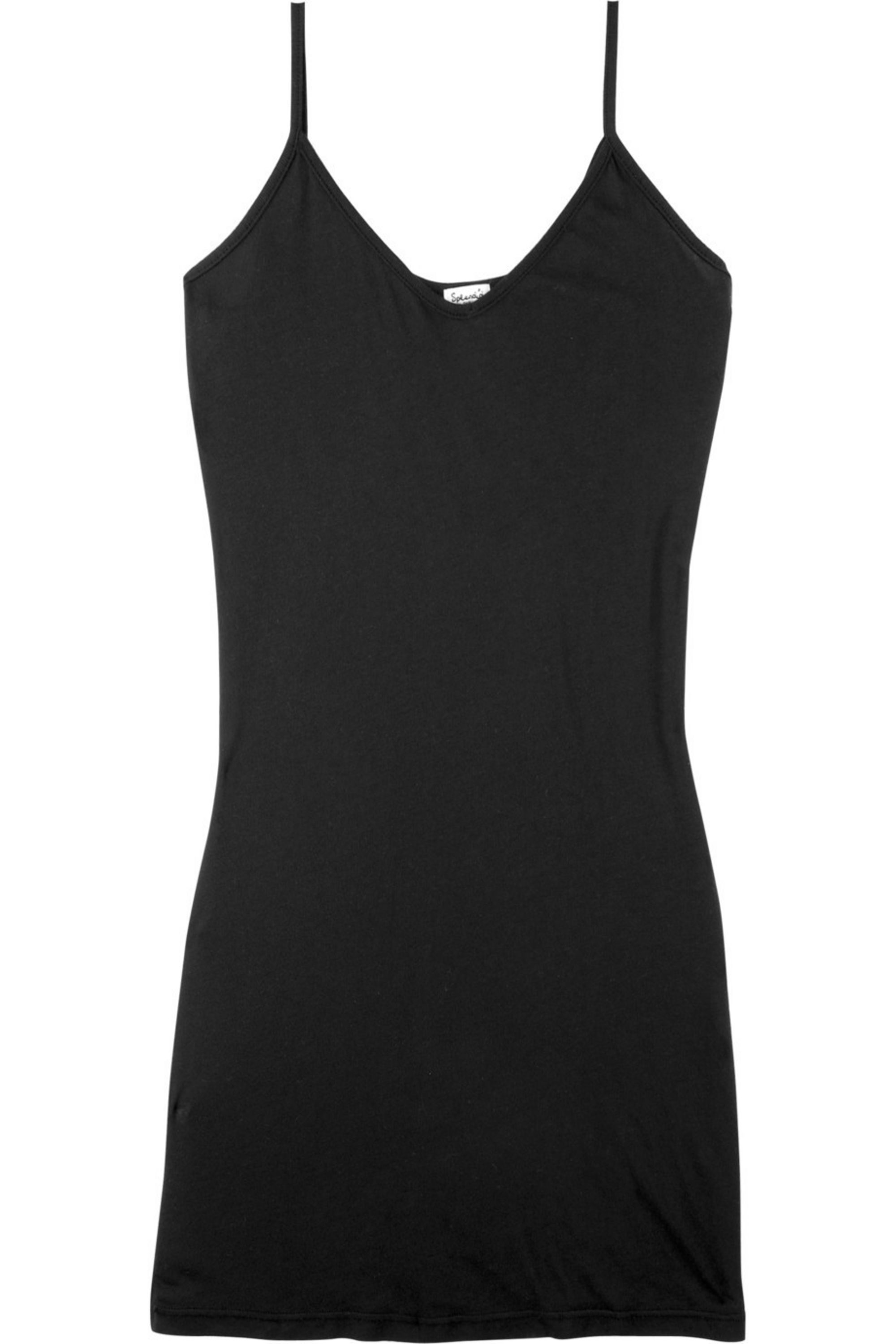 Splendid Cotton and modal-blend camisole