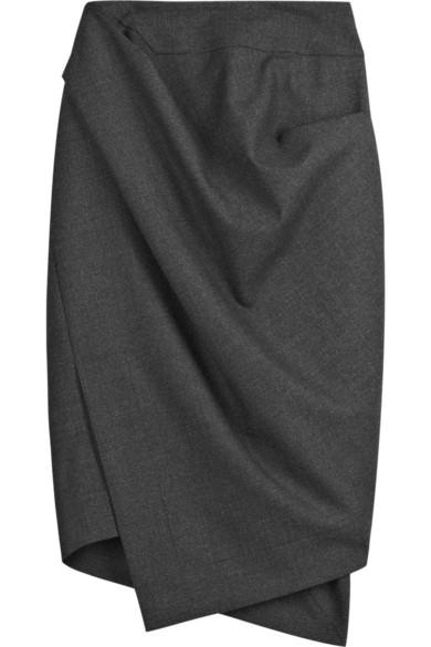 f8dfa4329f0 Vivienne Westwood Anglomania. Accident asymmetric skirt