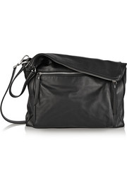 The Fold large leather shoulder bag