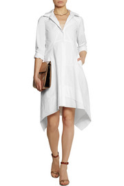 Jil Sander Cotton-poplin shirt dress