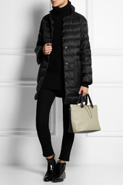 Jil Sander Quilted shell down coat