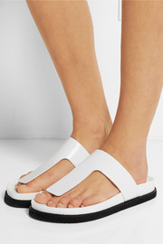 Alexander Wang Agnes leather sandals