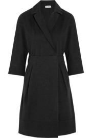 Jil Sander Cotton-twill shirt dress