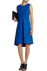 Jil Sander Cotton-poplin dress