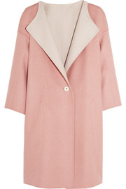 Jil Sander Oversized reversible double-faced cashmere coat
