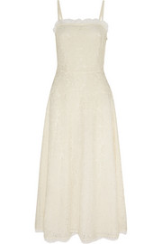 Temperley London Coco lace midi dress