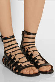 Amazon leather sandals