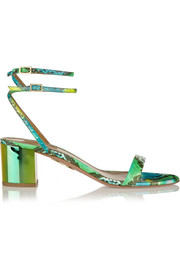 Tropical Girl elaphe sandals