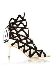 Sophia Webster Mina suede sandals