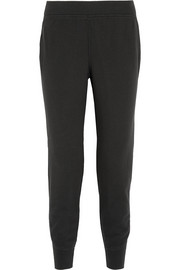 T by Alexander Wang Vintage cotton-blend track pants