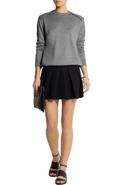 Silk and cashmere-blend sweater