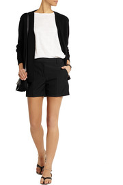 Alexander Wang Silk and cashmere-blend cardigan
