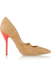 Paul Andrew Zenadia cork pumps