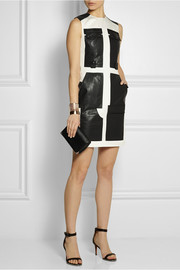 Alexander Wang Pocket-detailed cotton-twill mini dress