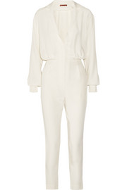 Tamara Mellon Silk jumpsuit