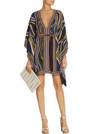 Diane von Furstenberg Denisa silk crepe de chine dress