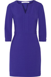 Maura stretch-crepe dress