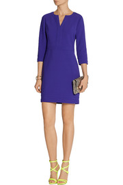 Diane von Furstenberg Maura stretch-crepe dress