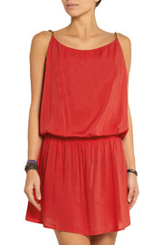 Heidi Klein St Raphael crepe dress