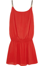 St Raphael crepe dress