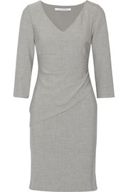 Diane von Furstenberg Bevin stretch-crepe dress