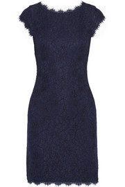 Diane von Furstenberg Barbara lace dress
