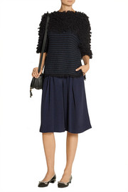 Thakoon Addition Textured cotton-blend sweater
