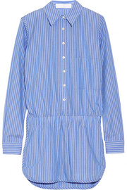 Thakoon Addition Striped cotton playsuit