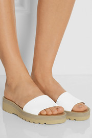 See by Chloé Calatea leather slides