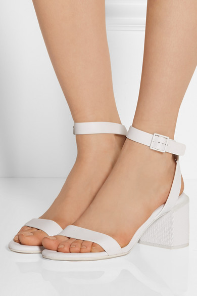 3a4efbcccbb97 See By Chloé. Keeni leather sandals