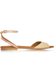 Candice leather sandals
