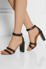 See by Chloé Cara leather sandals