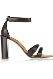 Cara leather sandals
