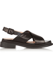 Caliente leather sandals