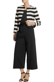 Kidman striped cotton-blend jacket