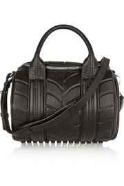 Alexander Wang Rockie embossed leather tote