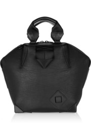Emile small leather tote