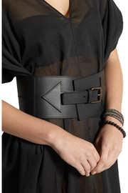 Tomas Maier Leather belt