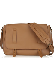 Tomas Maier Leather shoulder bag