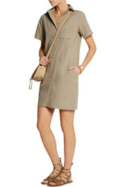 Tomas Maier Cotton mini dress