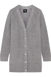 McQ Alexander McQueen Ribbed wool cardigan