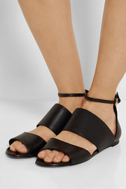 McQ Alexander McQueen Erin leather sandals