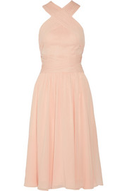 Jason Wu Silk-chiffon dress