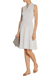 Jason Wu Flounce stretch-knit dress